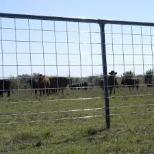 Wire Fence Panels Coastal Country