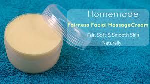 how to make homemade fairness cream