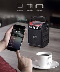 Loa Cầm Tay Mini , Loa Bluetooth 5.1 , Loa Usb Công Suất Lớn , Mua Ngay Loa  Hát Karaoke Kiêm Trợ Giảng Escar Tr-K99 Đa Năng , Công Suất Loa Lớn ,