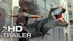 Jurassic World 3: Extinction (2021) First Look Trailer Concept - Chris P...  | Jurassic world trailer, New jurassic world, Jurassic world 3