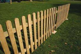 Picket Fence Panels 4ft Flat Top Picket Fencing For Awesome And Attractive Cheap Fence Pickets Inspir Cheap Fence Picket Fence Panels Temporary Fence For Dogs