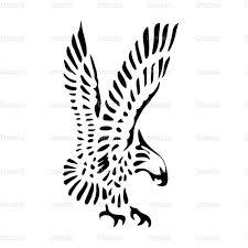 Hawk Decal Hawk Sticker Hawk Vinyl Decal Animal Sticker Bird Decal Eagle Decal Eagle Sticker Hawk Wall Art Hawk Car Decal Vinyl Decals Animal Stickers Paint Set