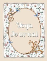 4 week yoga planner mindfulness journal