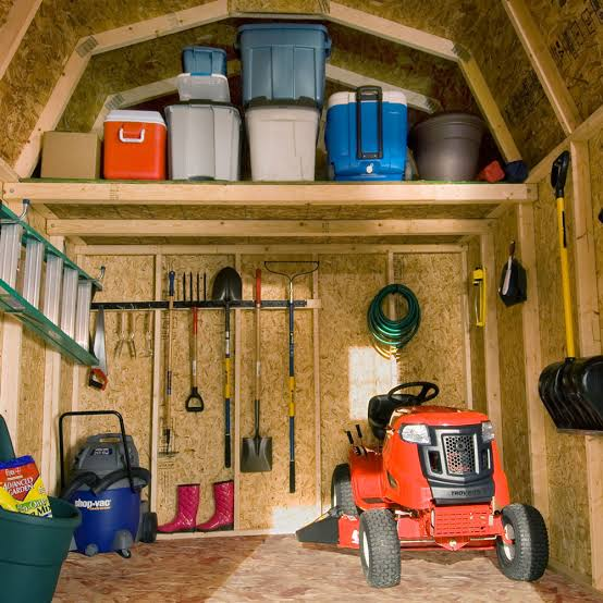 Image result for Your Shed Organized""