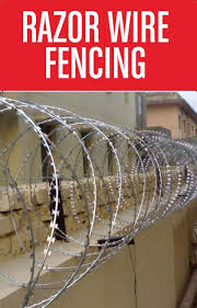 Galvanized Electric Fence Installation Services In Zambia