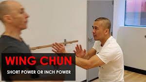 Duan Ging or Short Power in Gung Fu can... - Adam Chan - adamchankungfu.com  | Facebook