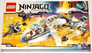 NEW Lego Ninjago - Masters of Spinjitzu - Ninjacopter set 70724 sealed NIB