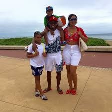 Former Diski Divas, Wendy Parker and her hubby Bernard Parker