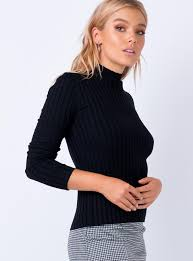 The Butler Sweater Black