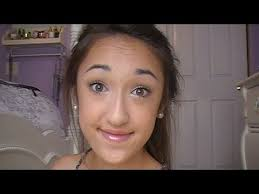 8th grade middle makeup tutorial