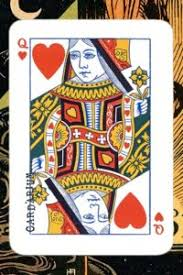 queen of hearts meaning in cartomancy
