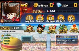 Chiến Binh Tối Thượng - Game 7 Viên Ngọc Rồng - Game Mobile Chuẩn Dragon  Ball