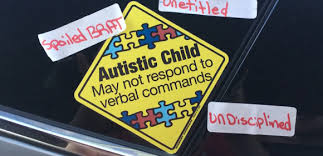 Mother Of Child With Autism Finds Offensive Stickers On Her Car Ksl Com