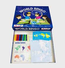 cooco kids world bingo geography