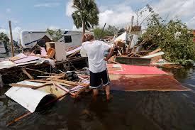 Hurricane Irma in Florida ...