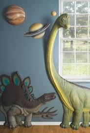 Beetling 3 D Wall Art Transforms Kids Rooms Style Estate Dinosaur Room Kids Room Big Boy Bedrooms