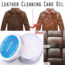 leather craft mink oil for leather