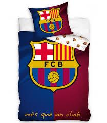 fc barcelona single cotton duvet cover