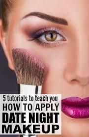 5 date night makeup tutorials to make