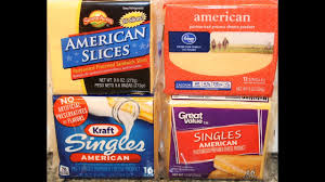 sliced american cheese blind taste test