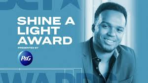 Nicholas Johnson Receives the Shine a Light Award | BET | BET Awards