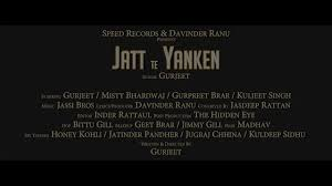 jatt te yanken full song gurjeet