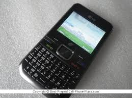 tracfone lg 530g with wider screen and