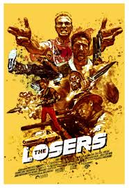 The Losers - PosterSpy