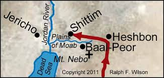 Image result for Baal Peor