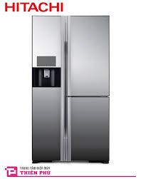 Tổng đại lý phân phối Tủ lạnh Hitachi Side By Side R-M700GPGV2X ...