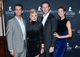 Ivana Trump says she raised Ivanka, Eric and Don Jr. on her own: 'Donald  was always busy and making the deals' - New York Daily News