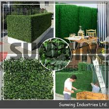 Zdd0001 China Artificial Hedge Fence Faux Boxwood Hedge For Wall Manufacturer Supplier Fob Price Is Usd 3 42 13 66 Piece