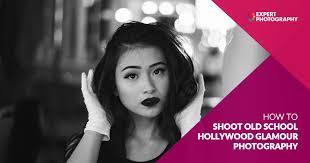hollywood glamour photography