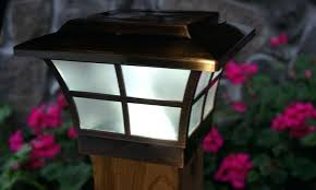 12 Best Solar Post Lights Reviewed And Rated In 2020