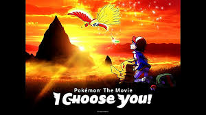 Pokémon Movie I choose you! full opening song - YouTube