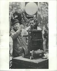 """1969 Press Photo George Pal, Director, """"War of the Worlds ..."""