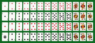 standard 52 card deck answers for