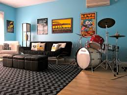 Teen Game Room Contemporary Kids Los Angeles By Alicia Paley Home Interiors
