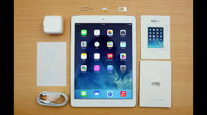 Apple iPad Air 2 Unboxing and Hands On ...