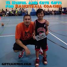 cute gifts for basketball coaches