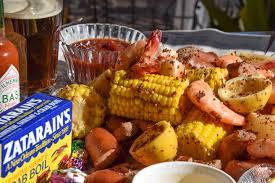 mardi gras recipes cajun shrimp boil