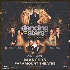 DANCING WITH THE STARS LIVE – TOUR ...