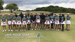Lauren Patterson needs your help to support Lake Ridge Golf