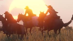 Red Dead Online Is Much More Chill Than Gta Online Unless You Re In Blackwater Usgamer