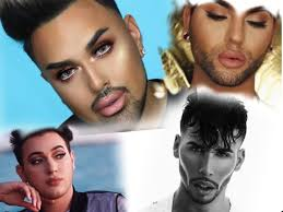 5 male latino makeup artists who are