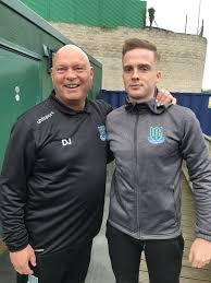 Ballymena United Football Club Official News - Aaron Burns signs ...