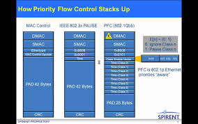 priority flow control lossless