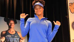 Cheltenham's Brianna Smith Signs with Duke University |  suburbanonesports.com