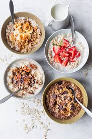 how to make oatmeal feelgoodfoo