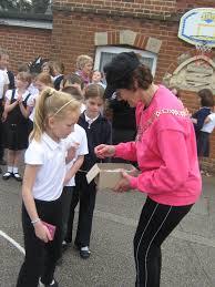 Councillor Hilary Cox Visit to School 2014 (23) – Reedham Primary School